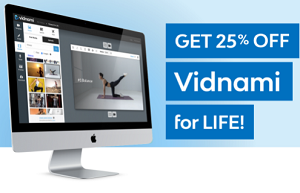 Vidnami Video Creation Software